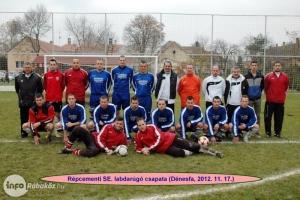 Dénesfán sokat tesznek a futballért